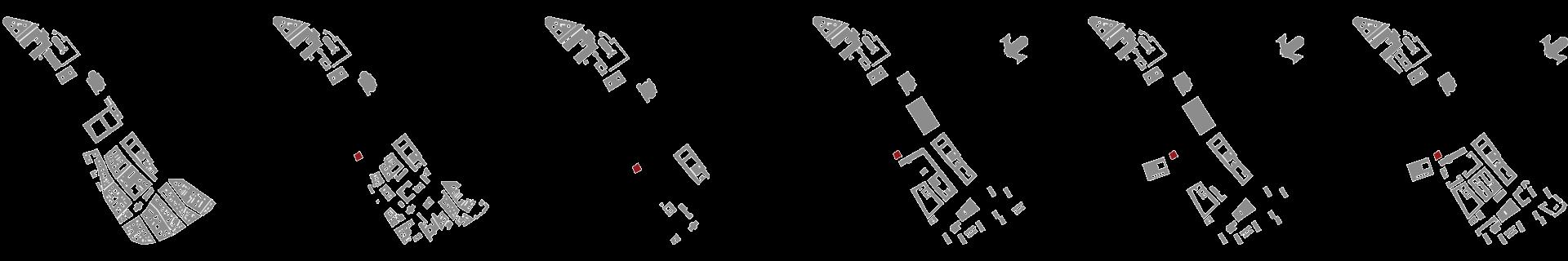 museuminsel urban evolution diagram