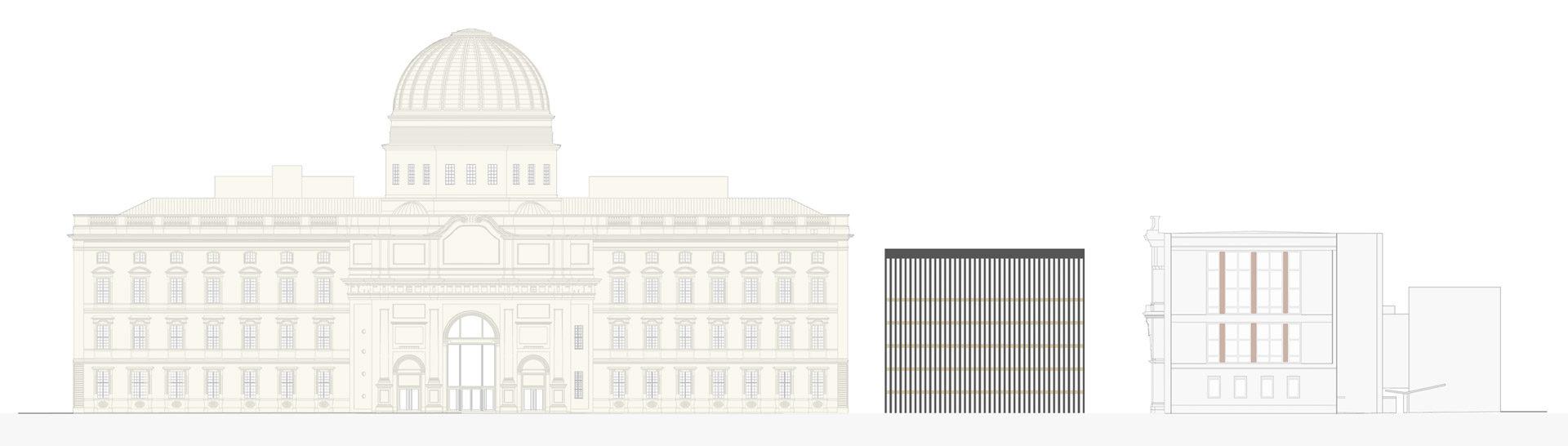 thyssenkrupp haus project facade