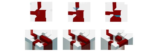 schema evolutivo dell'idea di progetto